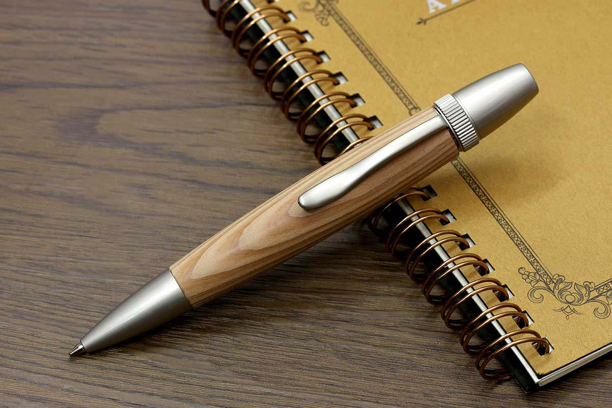 F-STYLE木のボールペン