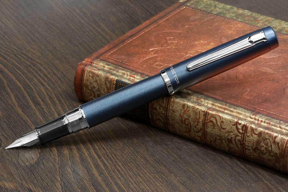 プラチナ萬年筆プロシオン万年筆