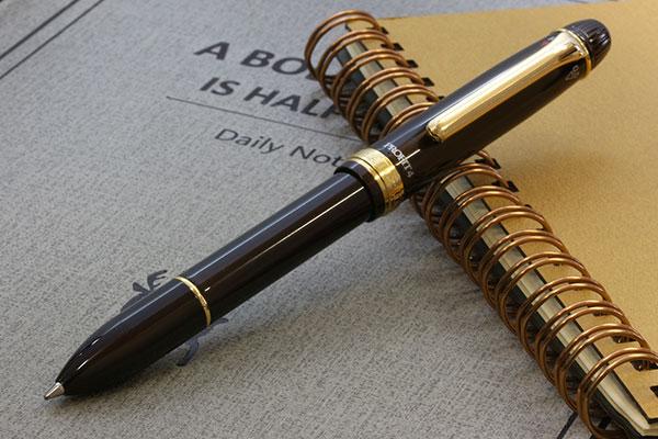 セーラープロフィット4多機能ペン